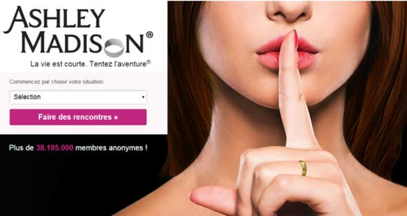 Site ashley madison